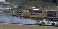 D1GP Autopolis - Suenaga FD3s vs Takahashi JZX100